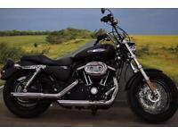 Harley-Davidson Sportster 1200 **Matte Paint, Alarm, Standard Condition**