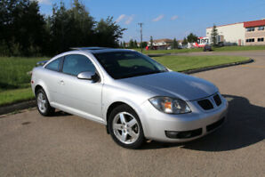 2009 Pontiac G5 GT - low KMS, loaded w/ leather, heat seats, BT