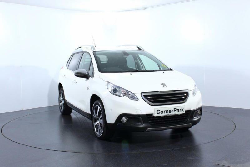 2014 peugeot 2008 e hdi crossway mpv diesel in pontyclun. Black Bedroom Furniture Sets. Home Design Ideas