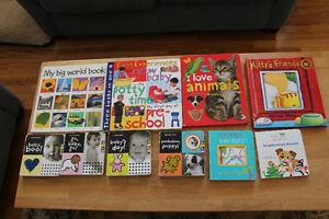 10 Baby/Toddler board books in great shape