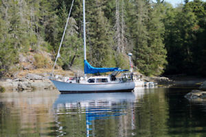 For Sale  Saturna 33 Pilothouse