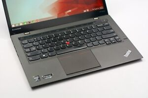 LENOVO X1 CARBON (2014),128GB SSD, AUTOCAD, TOUCHSCREEN, QFHD