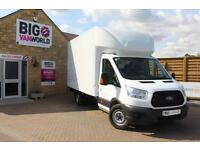 2015 FORD TRANSIT 350 TDCI 125 L4 'ONE STOP' LUTON WITH TAIL LIFT LUTON DIESEL