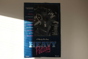 Original Movie Poster for the documentary Heavy Petting