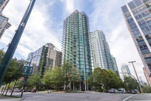 1br - One bedroom /Den apartment for rent - W/View. Lev