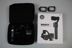 REMOVU RM-S1-H5 3-AXIS GIMBAL GOPRO H6/5