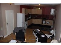 FlatShare - Furnished Double Room in Spacious Modern Flat, Close to City