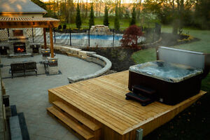 Large Hot Tub Selection & Full Financing Available!