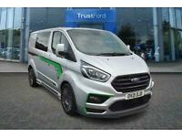 2021 Ford Transit Custom 320 MS-RT AUTO L1 SWB Double Cab In Van FWD 2.0 EcoBlue