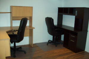 Furnished - 3 Office Space For Rent