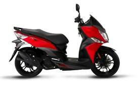SYM JET 14 200cc Twist & Go Large Automatic Maxi Scooter Commuter For Sal...