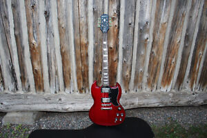 Electric Epiphone SG Pro 2014/2015 Guitar