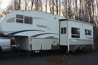 Fifth wheel Outback 28 pieds
