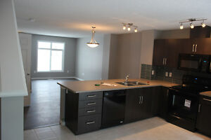 BRAND NEW  DOUBLE GARAGE TOWNHOUSE IN  LAKE SUMMERSIDE