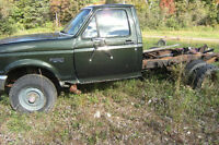FORD 1 TON 4x4 PARTS