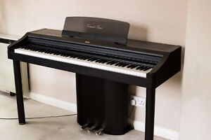 Looking for a Digital Piano with 88 weighted keys (MIDI OUT)