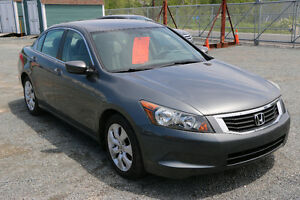 2010 Honda Accord LX Sedan - Manual Trans. - ONLY 112,000 kms