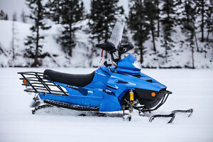 NEW ARTICA YOUTH SNOWMOBILE 175 CC GY6 SLED