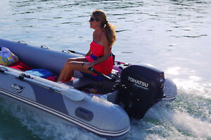 NEW Tohatsu Outboards at JS Prop (5 Year Warranty)