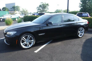 2012 BMW 7-Series Li M-Package Sedan