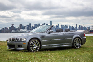 2005 BMW 3-Series M3 Convertible