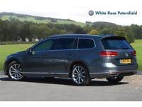2017 Volkswagen Passat Estate R-Line 2.0 TDI BMT SCR 190PS 6-speed DSG 5 Door Di