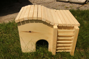Custom-Built Small Animal Houses