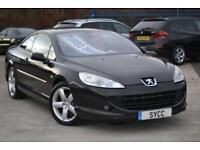 2006 Peugeot 407 2.7 V6 HDi GT 2dr Tip Auto 2 door Coupe