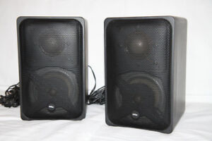 Braun L300 Vintage Loud Speakers for Sale - From the 1970s!
