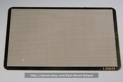 Ship Vessels Detail Update PE 1/350 031 Perforated Netting Hole -