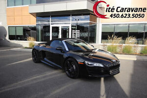2011 Audi R8 Spyder Convertible V10 Low millage WOW