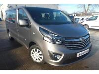 c329096a77 Vauxhall Vivaro L1 H1 125ps Sportive SWB Crew Van Zero Deposit Finance
