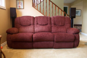 Lazy Boy Couch recliner