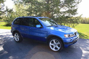 2002 BMW X5 Loaded SUV, Crossover
