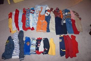 BOYS WINTER CLOTHES size 18 months