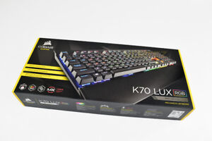 CORSAIR GAMING KEYBOARD (K70 LUX)