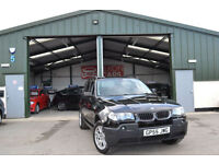 2006 BMW X3 2.0d DIESEL MANUAL SE LOW MILLAGE NEW FLYWHEEL !