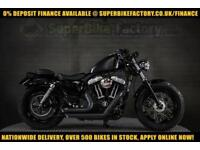 2012 62 HARLEY-DAVIDSON SPORTSTER XL1200X FORTY EIGHT