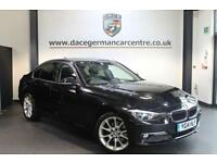2014 14 BMW 3 SERIES 2.0 320D LUXURY 4DR AUTO 184 BHP DIESEL
