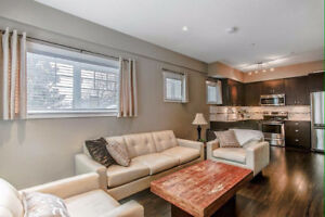 DOWNTOWN NEW WESTMINSTER TOWNHOUSE BY SKYTRAIN/MALL