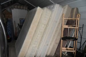 Double mattress /boxspring