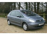 1 Owner Citroen Xsara Picasso 1.6 Desire FULL SERVICE HISTORY and NEW MOT