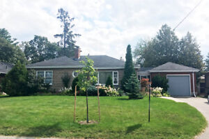34 BARNES AVE: 2 bed 2 bath, all brick home, many updates!
