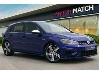 2017 Volkswagen Golf R TSI S-A Semi Auto Hatchback Petrol Automatic