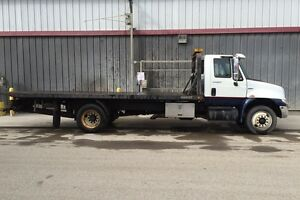 2008 INTERNATIONAL CENTURY CAR CARRIER WRECKER