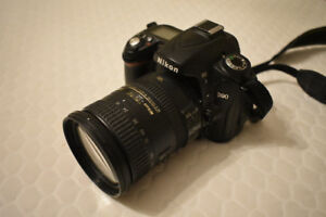 Nikon 18-200mm zoom lens with D90