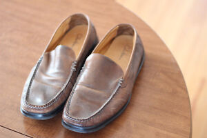 Classy Light Brown Loafers