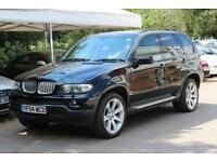 BMW X5 BMW X5 3.0 SPORT. 5 DOOR NICE CLEAN BMW X5 Black Auto Diesel, 2004