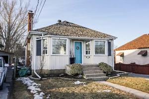 Charming Bungalow with Heated Extra Large Garage