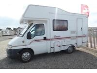 Elddis Firestorm 100 Motorhome 1 OWNER LOTS OF SERVICE HISTORY, COME AND SEE IT
